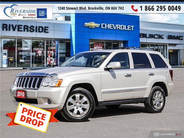 2010 Jeep Grand Cherokee Limited (Stk: 20-203B) in Brockville - Image 1 of 27