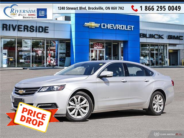 2019 Chevrolet Impala 1LT (Stk: DR7098) in Brockville - Image 1 of 21