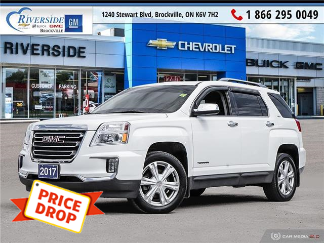 2017 GMC Terrain SLT (Stk: 20-262A) in Brockville - Image 1 of 27