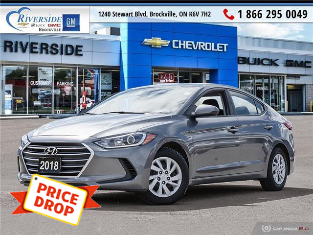2018 Hyundai Elantra GL (Stk: 20-230A) in Brockville - Image 1 of 27