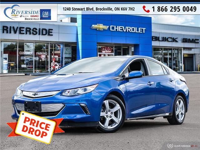 2018 Chevrolet Volt LT (Stk: PR1621) in Brockville - Image 1 of 27