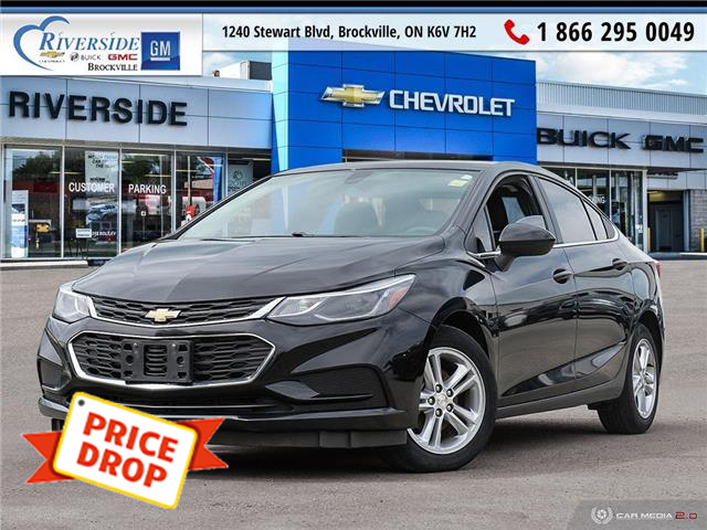 2017 Chevrolet Cruze LT Auto (Stk: PR1617) in Brockville - Image 1 of 27