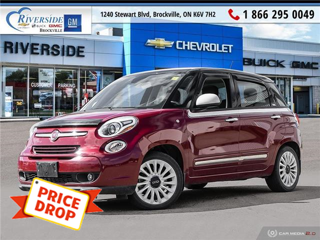 2016 Fiat 500L Lounge (Stk: PR1609A) in Brockville - Image 1 of 27