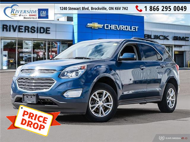 2016 Chevrolet Equinox LT (Stk: 20-255A) in Brockville - Image 1 of 27