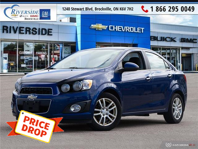 2014 Chevrolet Sonic LT Auto (Stk: 20-175A) in Brockville - Image 1 of 26