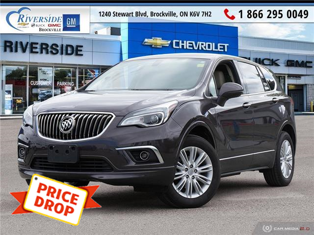2017 Buick Envision Preferred (Stk: 20-254A) in Brockville - Image 1 of 26