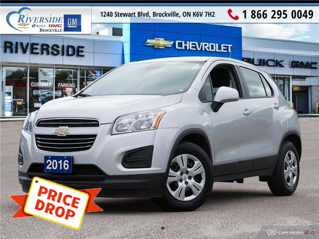 2016 Chevrolet Trax LS (Stk: 20-211A) in Brockville - Image 1 of 26