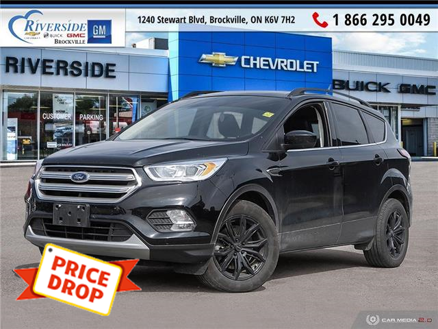 2018 Ford Escape SEL (Stk: 20-296A) in Brockville - Image 1 of 27
