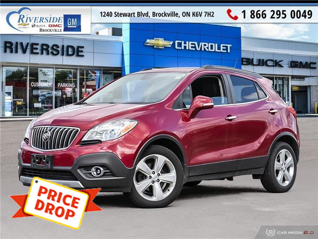 2015 Buick Encore Convenience (Stk: 20-329A) in Brockville - Image 1 of 27