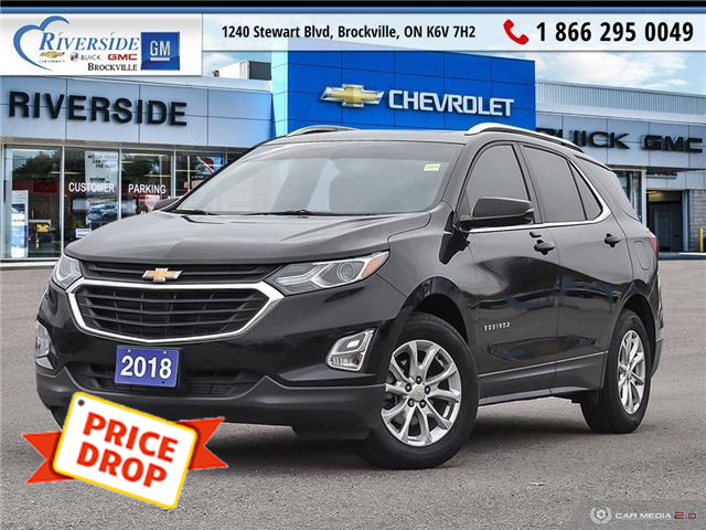 2018 Chevrolet Equinox LT (Stk: 19-484A) in Brockville - Image 1 of 30