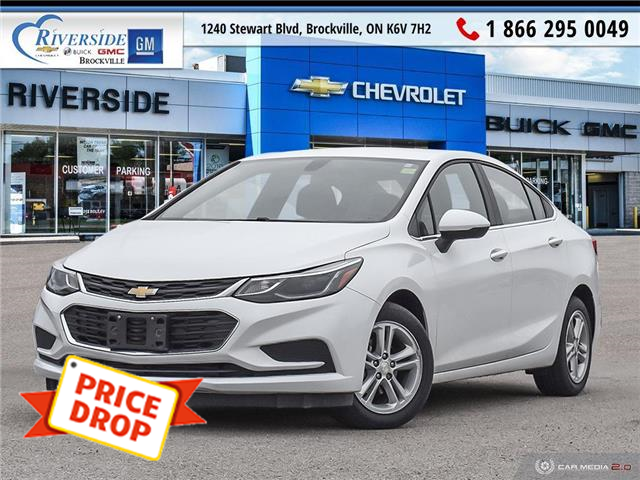 2017 Chevrolet Cruze LT Auto (Stk: PR1636) in Brockville - Image 1 of 30