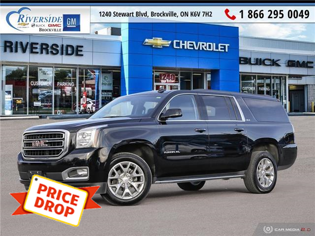 2018 GMC Yukon XL SLE (Stk: PR1646) in Brockville - Image 1 of 27