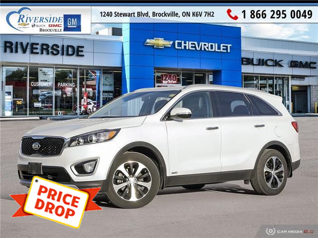 2017 Kia Sorento 2.0L EX (Stk: 21-023B) in Brockville - Image 1 of 27