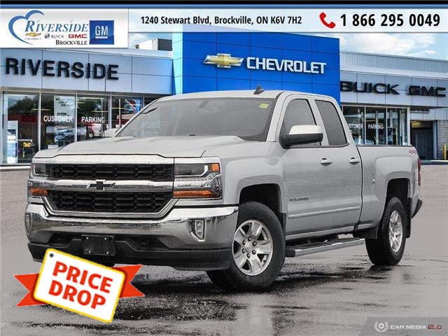 2018 Chevrolet Silverado 1500 1LT (Stk: 20-111A) in Brockville - Image 1 of 27