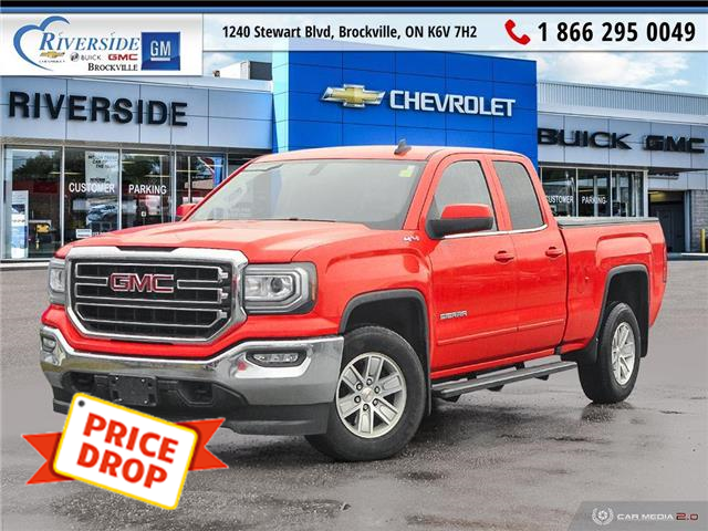 2018 GMC Sierra 1500 SLE (Stk: 20-351A) in Brockville - Image 1 of 27
