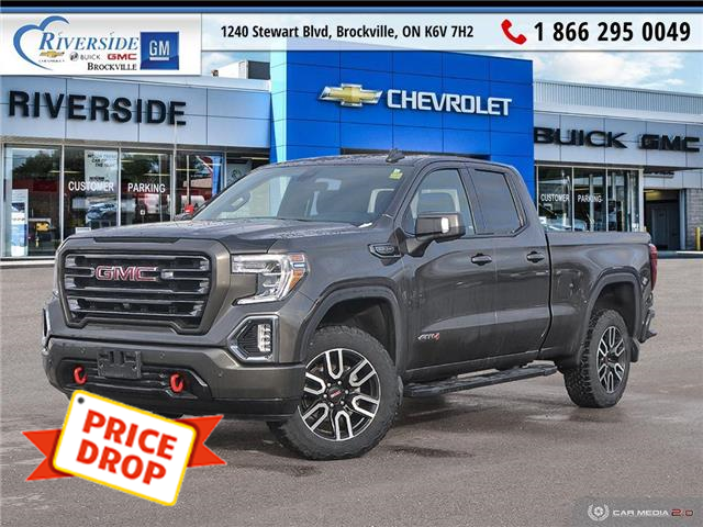 2019 GMC Sierra 1500 AT4 (Stk: PR1658) in Brockville - Image 1 of 27