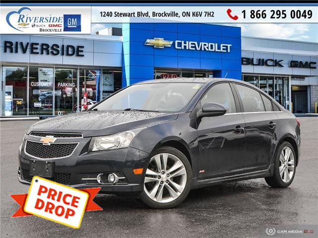 2014 Chevrolet Cruze 2LT (Stk: PR1621A) in Brockville - Image 1 of 27