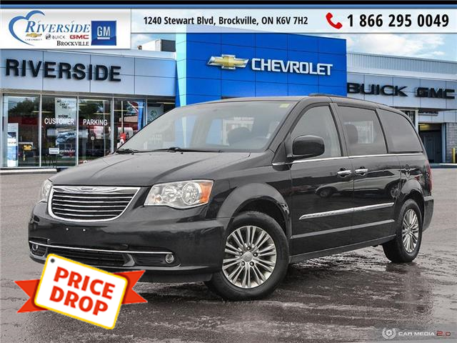 2016 Chrysler Town & Country Touring-L (Stk: 21-068A) in Brockville - Image 1 of 27