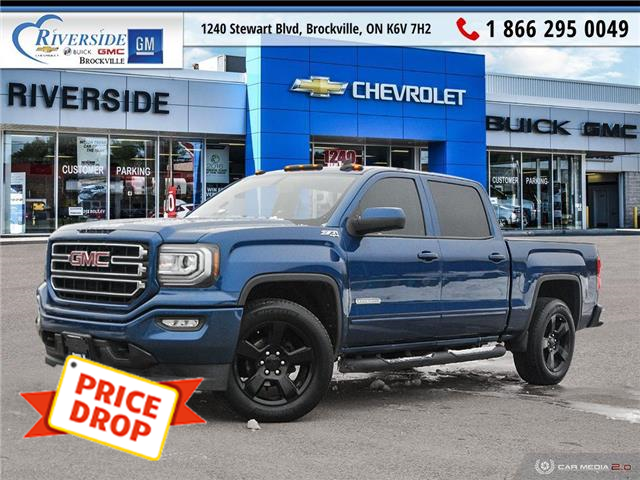 2017 GMC Sierra 1500 SLE (Stk: 21-104A) in Brockville - Image 1 of 27