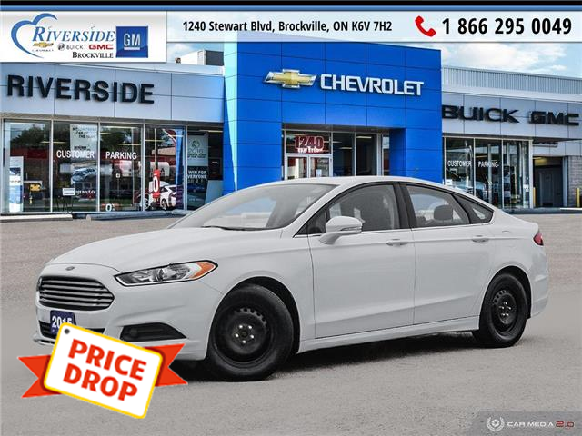 2015 Ford Fusion SE (Stk: 21-064A) in Brockville - Image 1 of 27