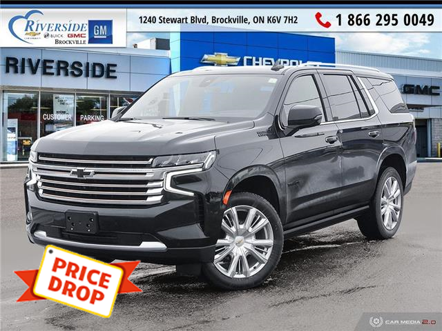 2021 Chevrolet Tahoe High Country (Stk: 21-114A) in Brockville - Image 1 of 28