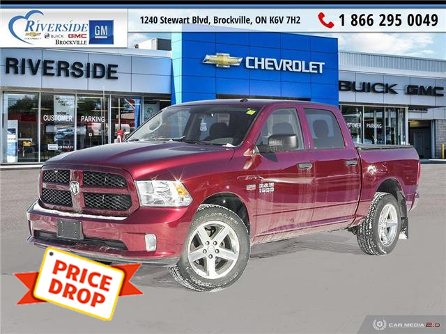 2017 RAM 1500 ST (Stk: 21-044B) in Brockville - Image 1 of 28