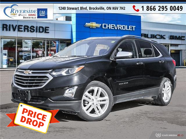 2021 Chevrolet Equinox Premier (Stk: 21-168A) in Brockville - Image 1 of 27