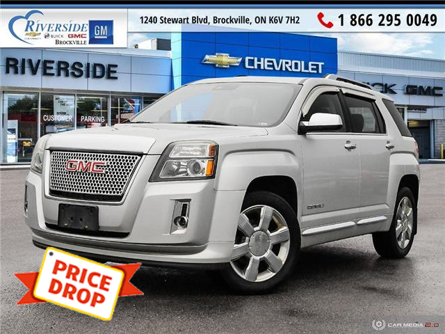 2013 GMC Terrain Denali (Stk: 21-128A) in Brockville - Image 1 of 1