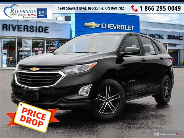 2019 Chevrolet Equinox LS (Stk: 21-185A) in Brockville - Image 1 of 1