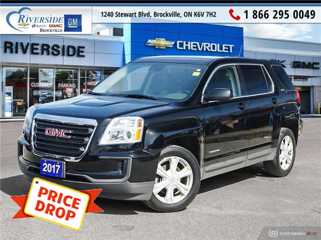 2017 GMC Terrain SLE-1 (Stk: 21-039A) in Brockville - Image 1 of 27