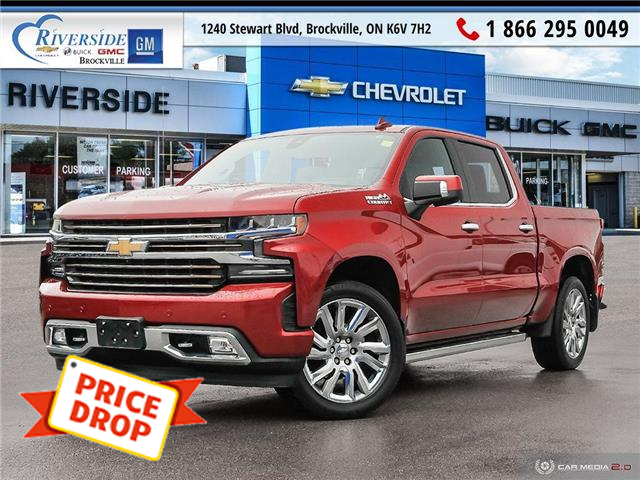2019 Chevrolet Silverado 1500 High Country (Stk: PR1682) in Brockville - Image 1 of 27