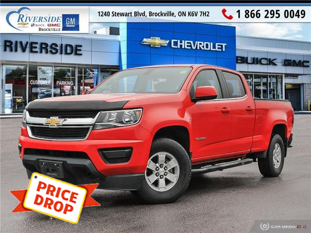 2017 Chevrolet Colorado WT (Stk: PR1680) in Brockville - Image 1 of 27