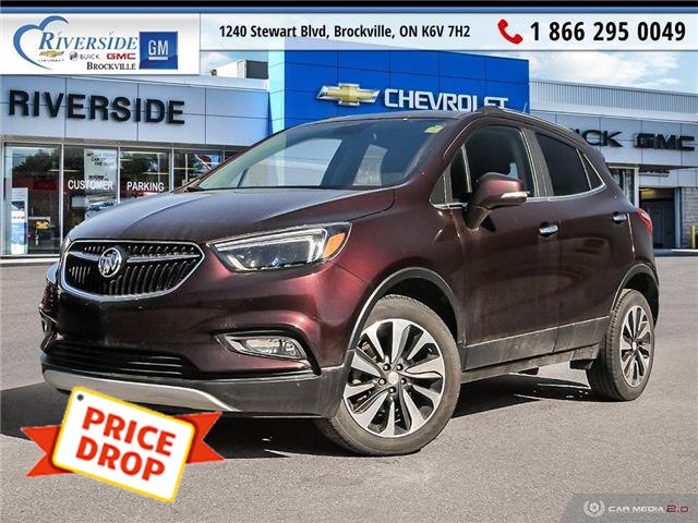 2018 Buick Encore Essence (Stk: 21-117A) in Brockville - Image 1 of 23