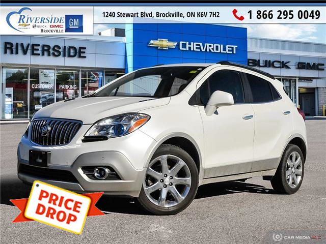 2013 Buick Encore Premium (Stk: 21-216A) in Brockville - Image 1 of 27