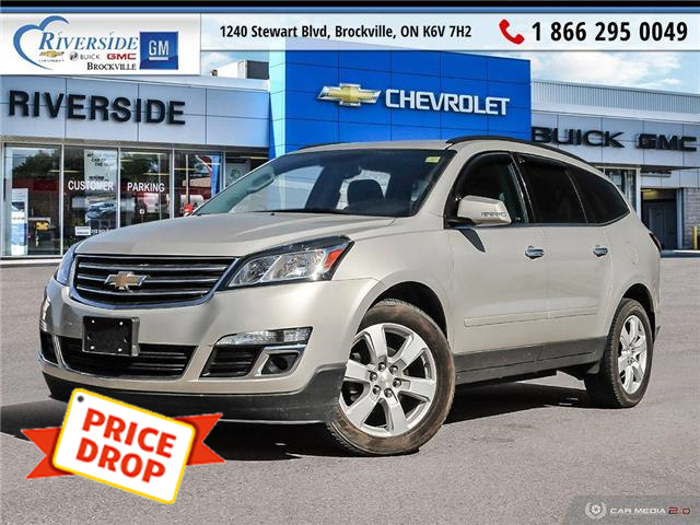 2016 Chevrolet Traverse 1LT (Stk: PR1649A) in Brockville - Image 1 of 27