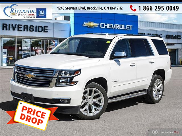 2020 Chevrolet Tahoe Premier (Stk: PR1694) in Brockville - Image 1 of 27