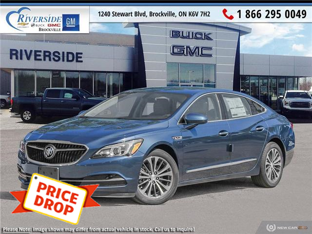 2019 Buick LaCrosse Essence (Stk: 19007) in Prescott - Image 1 of 22