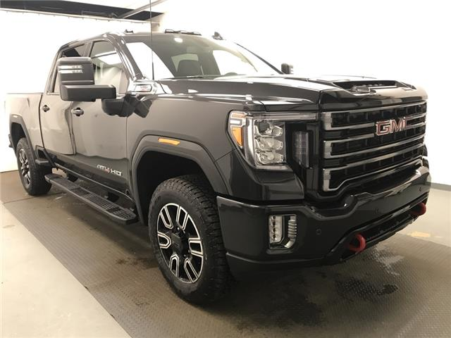2020 GMC Sierra 3500HD AT4 (Stk: 213702) in Lethbridge - Image 1 of 28