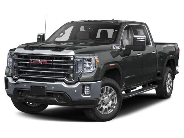 2020 GMC Sierra 3500HD Denali (Stk: 214076) in Lethbridge - Image 1 of 8