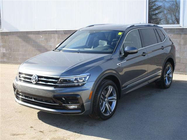 2020 Volkswagen Tiguan Highline (Stk: 200097) in Regina - Image 1 of 46