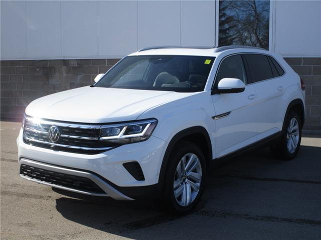 2020 Volkswagen Atlas Cross Sport 3.6 FSI Execline (Stk: 200127) in Regina - Image 1 of 48