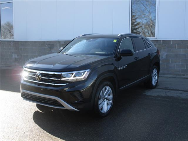 2020 Volkswagen Atlas Cross Sport 3.6 FSI Execline (Stk: 200130) in Regina - Image 1 of 47