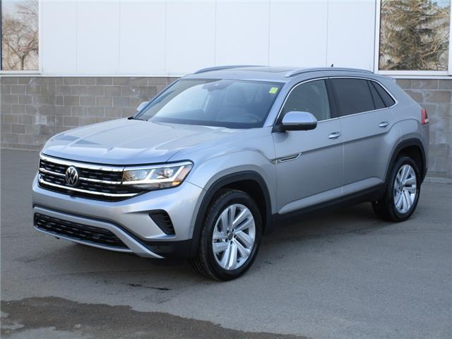 2020 Volkswagen Atlas Cross Sport 3.6 FSI Execline (Stk: 200143) in Regina - Image 1 of 44