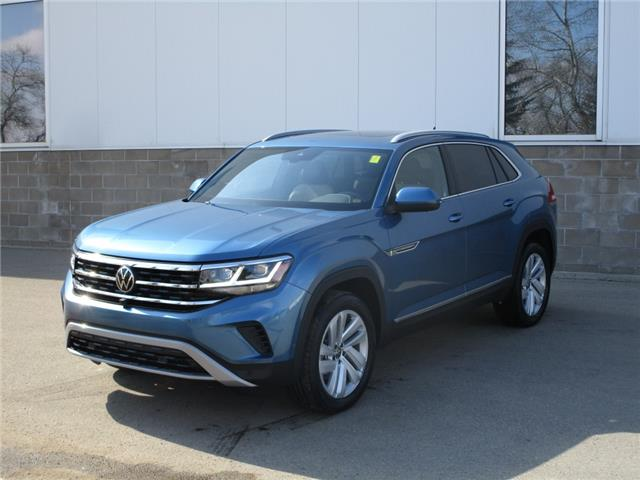 2020 Volkswagen Atlas Cross Sport 3.6 FSI Execline (Stk: 200139) in Regina - Image 1 of 48