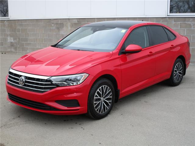 2019 Volkswagen Jetta 1.4 TSI Highline (Stk: 190080) in Regina - Image 1 of 42