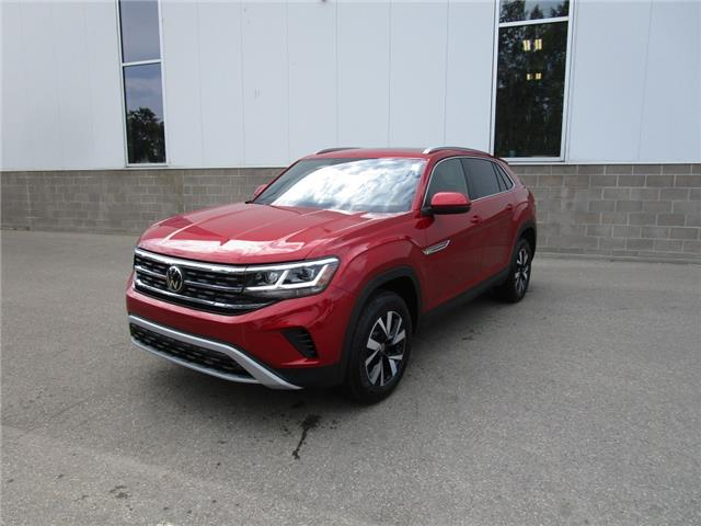 2020 Volkswagen Atlas Cross Sport 3.6 FSI Comfortline (Stk: 200178) in Regina - Image 1 of 45