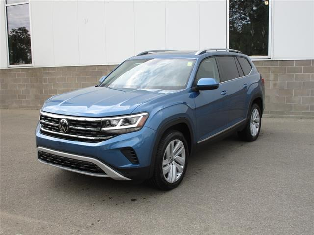 2021 Volkswagen Atlas 3.6 FSI Highline (Stk: 210004) in Regina - Image 1 of 47