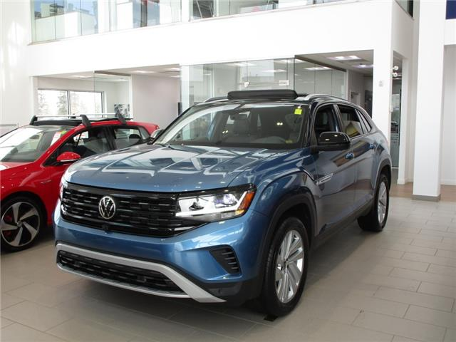 2020 Volkswagen Atlas Cross Sport 3.6 FSI Execline (Stk: 200141) in Regina - Image 1 of 46