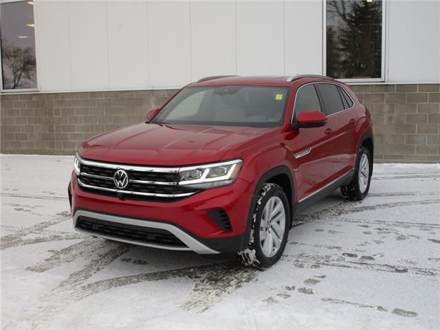 2020 Volkswagen Atlas Cross Sport 3.6 FSI Execline (Stk: 200215) in Regina - Image 1 of 48