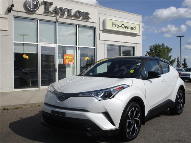 2019 Toyota C-HR Base (Stk: F6631) in Regina - Image 1 of 35
